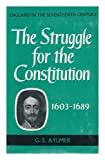 img - for England in the Seventeenth Century: The Struggle For The Constitution 1603-1689 book / textbook / text book
