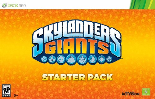 Skylanders Giants Starter Kit - Xbox 360