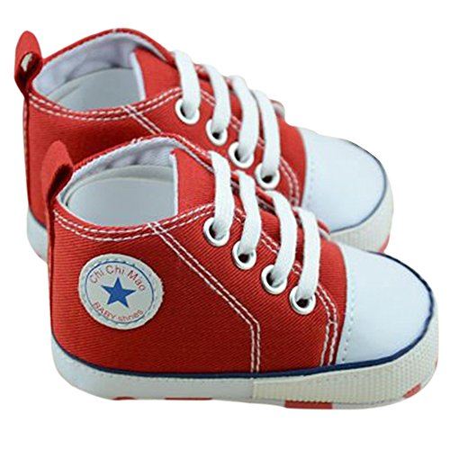DKX New Cute Comfortable Design Pre Walker Shoes Toddler Shoes Soft Soled Kids Infant Baby Boy Girl Sneakers-#2 13cm