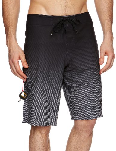 O'Neill Hyperfreak XT2 Men's Shorts Black All Over Print X-Small