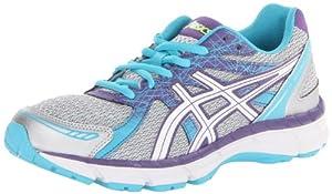 ASICS Women's Gel-Excite 2 Running Shoe,Lightning/White/Turquoise,7.5 M US