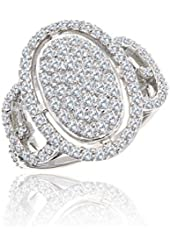 1 3/8 ctw diamond fashion ring gold 14k