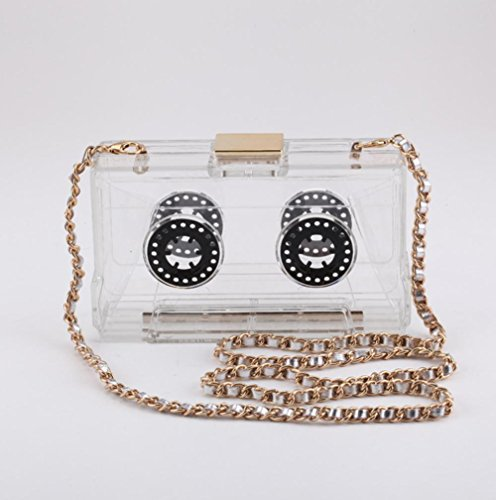 frau-fashion-musikkassetten-acryl-clutch-abendtasche-bankett-beutel-18-11-46-cm-transparent