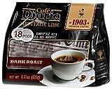 Caf? Diario Heritage Line 1903, Dark Roast, 18 Count (Pack of 6)