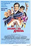 Escape to Athena Poster Print (68.58 x 101.60 cm)