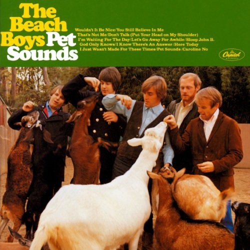 The Beach Boys - Pet Sounds (Mono & Stereo Remasters) - Zortam Music