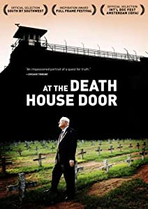 "Cover of ""At the Death House Door"""