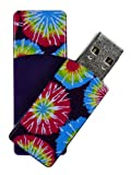 EMTEC M421 Swivel Series 4 GB USB 2.0 Flash Drive EKMMD4GM421 (Tie Dye)