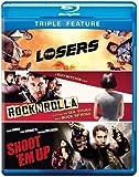 Losers/Rocknrolla/Shoot 'EmUp(BD (3FE) [Blu-ray]