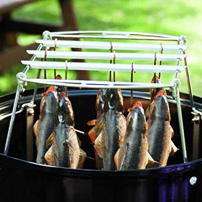 2 PACK- Weber Original 22-Inch Expandable Smoking Rack