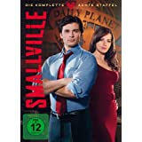 "Smallville - Die komplette achte Staffel (6 DVDs)von ""Tom Welling"""