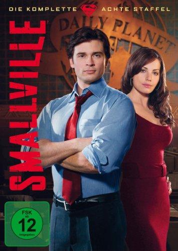 Smallville - Staffel 8 [Alemania] [DVD]
