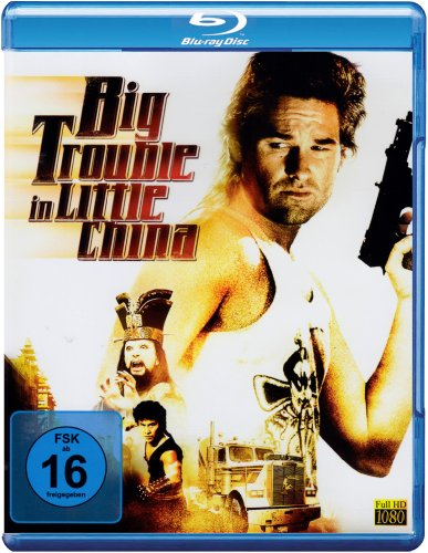 Big Trouble in Little China [Edizione: Germania]