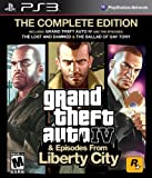 Grand Theft Auto IV The Complete Edition (PS3 輸入版 北米・アジア)