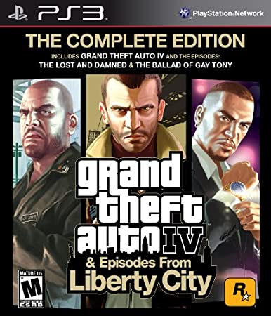 Grand Theft Auto IV &#038; Episodes from Liberty City: The Complete Edition