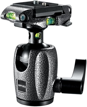 Gitzo GH2781TQR Series 2 Traveler Ball Head with Quick Release