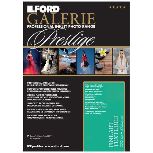 ilford-2002412-galerie-prestige-fine-art-textured-13-x-19-inches-25-sheets