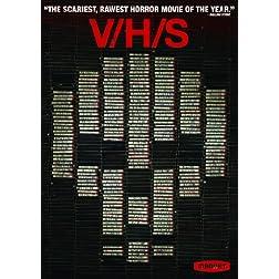 V/H/s [DVD]