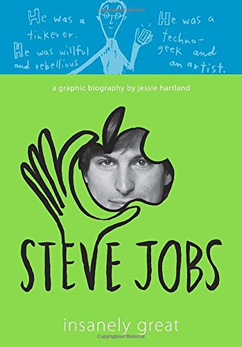 Steve Jobs. Insanely Great