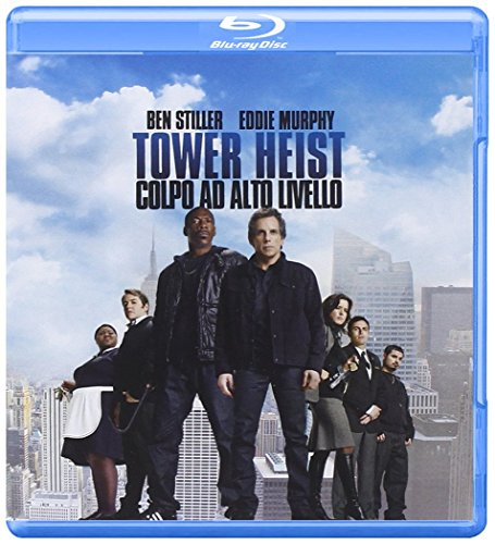 Tower Heist - Colpo ad alto livello [Blu-ray] [IT Import]