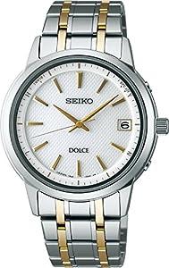 SEIKO DOLCE&EXCELINE (SADZ165) Solar Radio Titanium watch