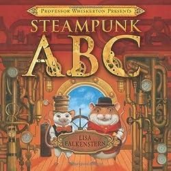Professor Whiskerton Presents Steampunk ABC