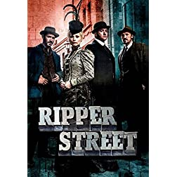 Ripper Street: Season 4 [Blu-ray]