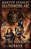img - for The Verkreath Horror (Deathsworn Arc Book 2) book / textbook / text book