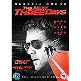 NEXT THREE DAYS THE [Blu-ray] [UK Import]