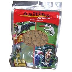 Agility Snacks Softer Belohnungsnack für Hund Lachs, Ente oder Lamm, Geschmack:Lamm & Reis