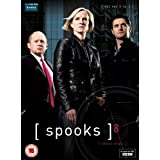 Spooks Complete BBC Series 8 [DVD]by Peter Firth