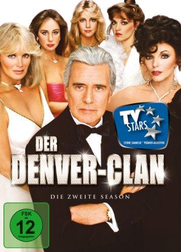 Der Denver-Clan - Die zweite Season [6 DVDs]