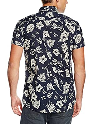 Jack & Jones Men's Delano Casual Shirt