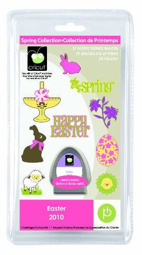 Cricut Seasonal Cartridge, Easter