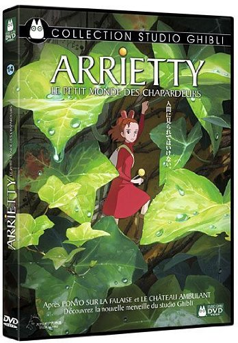 Arrietty - Le petit monde des chapardeurs