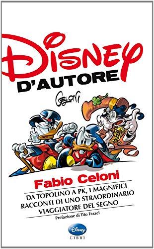 Disney d'autore. Fabio Celoni