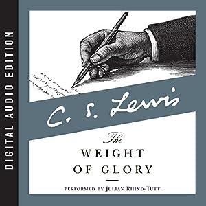 Weight of Glory | Livre audio