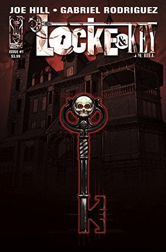 Bargain Alert: 99 Cent Sale On Locke and Key Graphic Novel Horror Series Written By Joe Hill