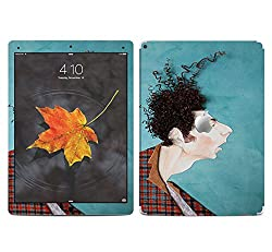 Theskinmantra Curly hair man SKIN/STICKER/VINYL for Apple Ipad Pro Tablet 9 inch