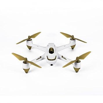 Blanc Quadcopter Caméra 1080p 4,3 Pouces Pour Hubsan H501s Fiche Eu