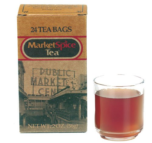 Market Spice Tea Bags - Original Orange Cinnamon