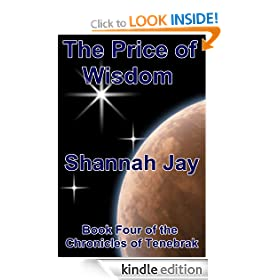 The Price of Wisdom (The Chronicles of Tenebrak)