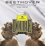 Beethoven: Symphonies Nos. 1, 2, 4 & 5