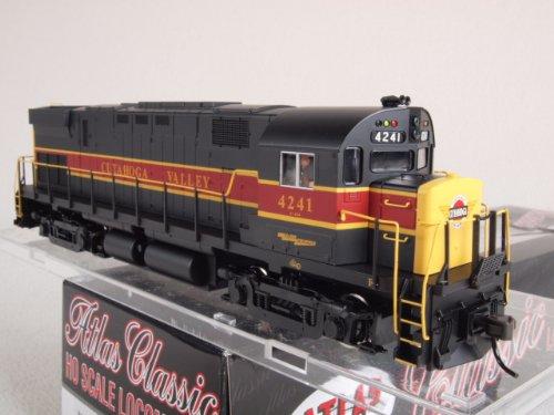 Atlas 10000225 Ho C-424 Diesel Locomotive Cuyahoga Valley Scenic Rr Cvsr #4241