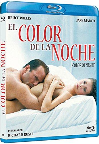 El color de la noche BD [Edizione: Spagna]