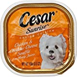 Cesar Sunrise Breakfast Chicken & Cheddar Cheese Adult Dog Food