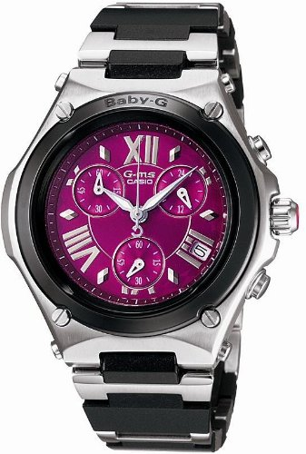 CASIO (カシオ) 腕時計 Baby-G G-ms Octra オクトラ MSA-701C-1AJF レディース