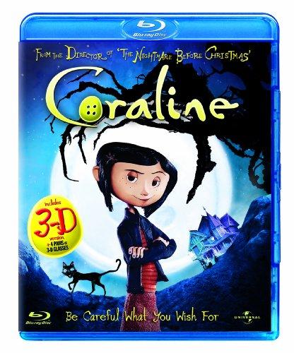 Coraline 2D / Коралина в Cтране Кошмаров 2D (2009)