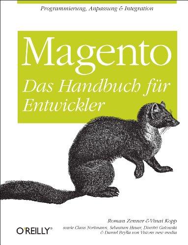 Magento: Das Handbuch fur Entwickler