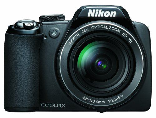 Black Friday Nikon Coolpix P90 12.1MP Digital Camera with 24x Wide Angle Optical Vibration Reduction (VR) Zoom and 3 inch Tilt LCD Deals
